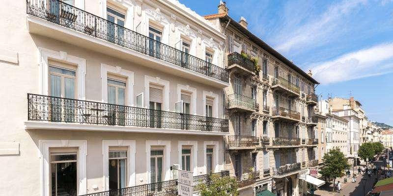 Bienvenue sur le nouveau site de l'Hôtel La Villa Tosca