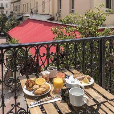 Villa Tosca - Breakfast